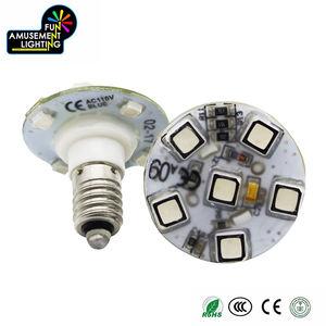 Alta calidad de encargo 9 unids LED Pixel Auto luces Auto programado cabujón luces E10
