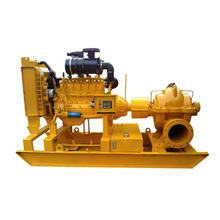 1000 m3/h diesel engine driven big flow rate water pump for power station