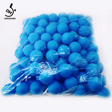 Direct maker  selling 40mm PP seamless ping pong ball  Customized Logo Table Tennis Balls