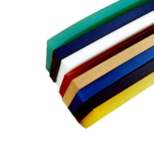 High Quality squeegee rubber squeegee rubber Screen Printing Squeegees Details