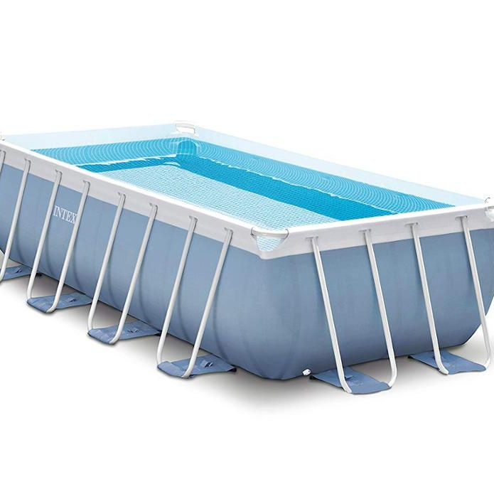 HI home play above ground pool PVC frame pool 4*2*1m backyard intex swimming pool for summer