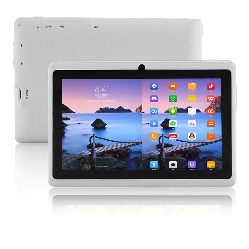 "3G 4G Android 7 inch 10"" Tablet PC with SIM Card Wifi Camera"