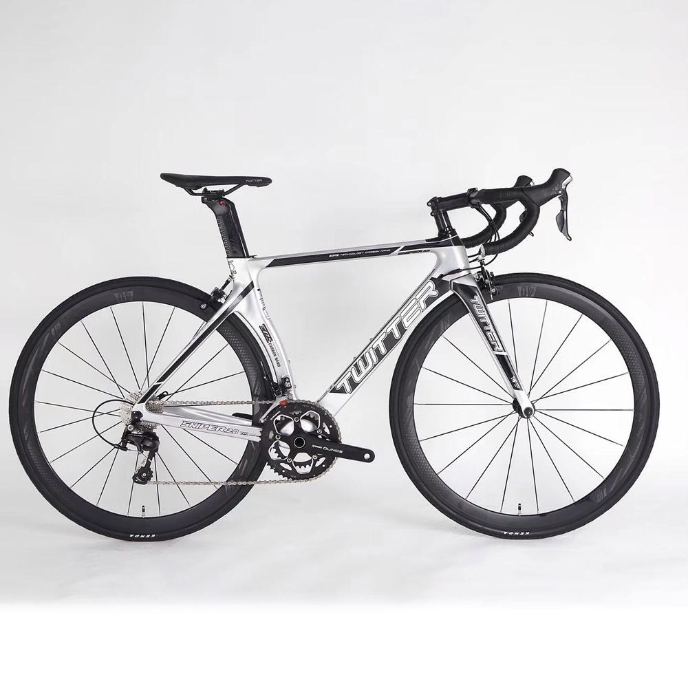 Promotion hot selling cheap Claris R2000 700C Complete Aero racing carbon bike road