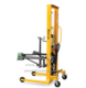 China factory price 400kg Manual Truck High Lifting Hydraulic Oil Drum Trolley