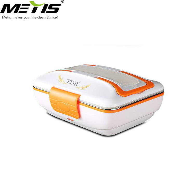hot selling stainless steel electric heating take away lunch box