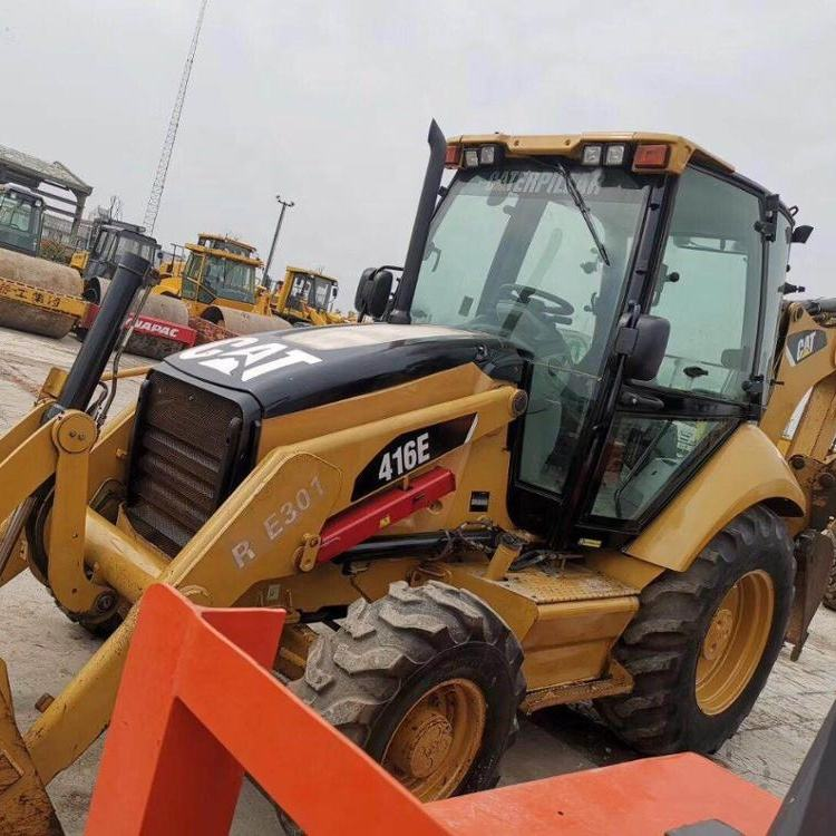 Used cat 416E backhoe for sale used backhoe