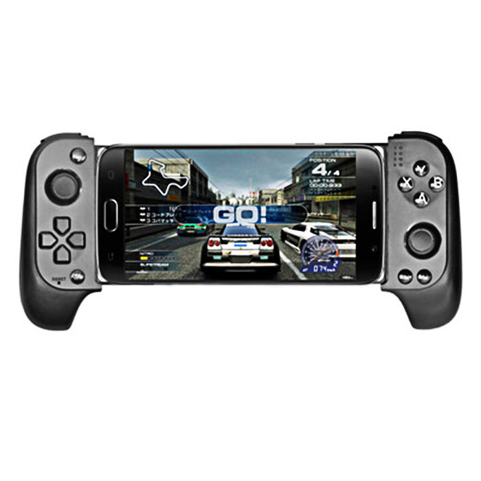 good sale wireless stretch smartphone controller mobile gaming controller for IOS android