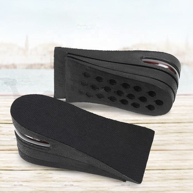 3-Layer Air up Height Increase Elevator Shoes Insole
