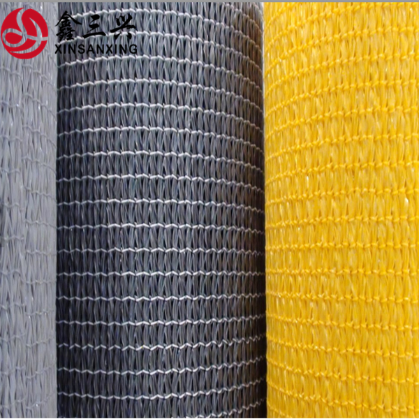 HDPE new material sun shade netting green house