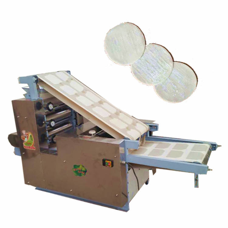 Fully Automatic Pita Bread Roti Maker Chapati Making Machine Price/アラビアピタパン機