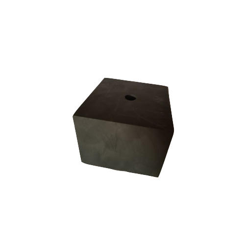 Mould pressing carbon graphite block isostatic pressing graphite