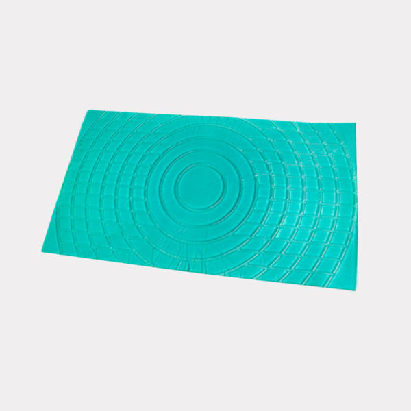 PU gel cooling pad sheet topper for memory foam pillow and mattress