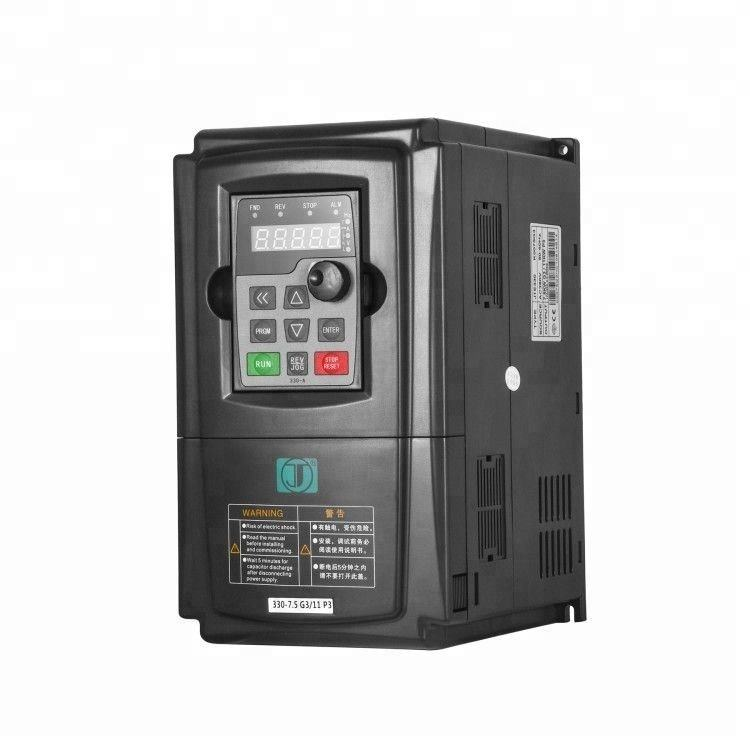 2.2kw 3hp single phase 220v variable frequency drive vfd frequency inverter 50 hz 60 hz ac motor drive
