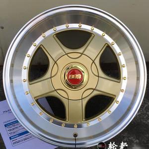 15*8,0 16*8,0 pulgadas aluminio de aleación BBS ruedas para coche