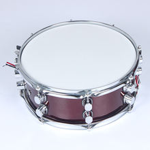 GE110 OEM Logo Steel drum snare marching snare drum