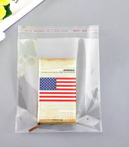 2019 Custom Printing OPP Self Adhesive Bag