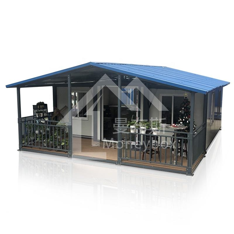 Durable ideal yare safe strong stable prefabricated container modular prefab movable tiny house