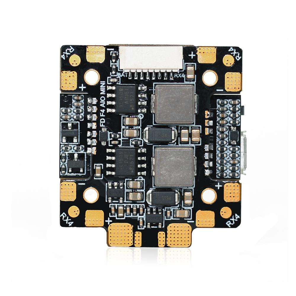 HGLRC Forward F4 AIO Flight Controller FC and PDB All in One Maximum Current 280A Drone Flight Controller