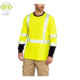 OEM customized construction work t shirt supplier
