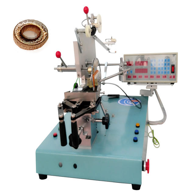 Hot sale 6-inch inductor coil winding machine DG-606A