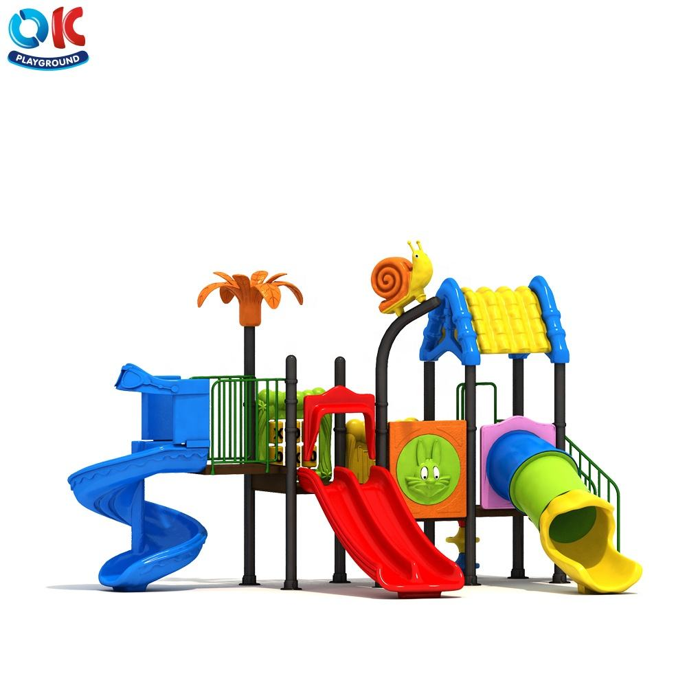 OK Playground factory price outdoor playground