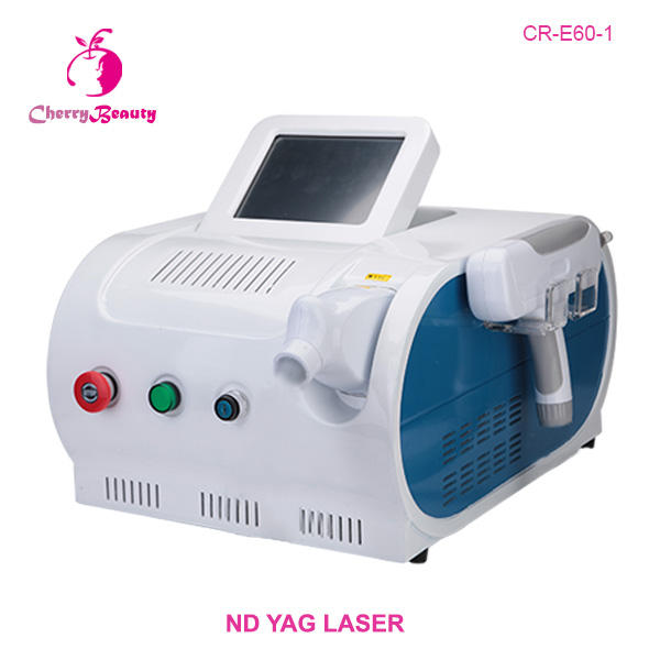 nd yag laser handpiece liver spots removal acne marks treatment tatttoo removal