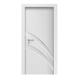 China Supplier Interior High Quality Waterproof Isreal Market WPC Door