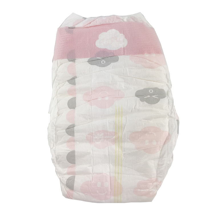 Free sample disposable leak guard competitive price biodegradable diapers