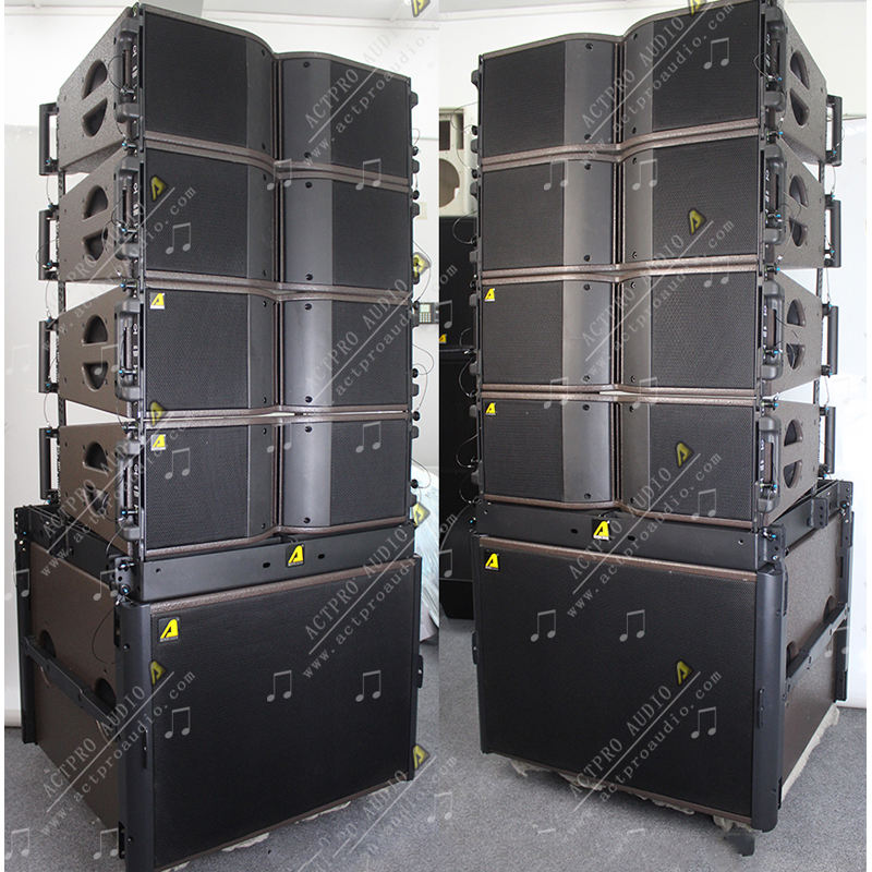 KR208 Kudo K1 K2 Line Array Professional Audio Line Array Loudspeaker Active PA Stage Speakers