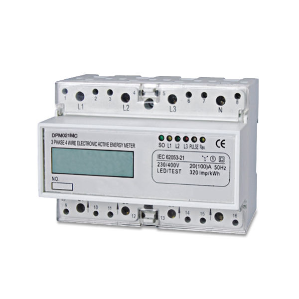 230 V Digital Multifungsi ENERGY METER