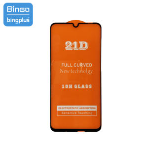 Korean glue Cell phone screen protector 9H tempered glass 21D for Samsung M20/M30