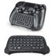 For PS4 Accessory Controller Mini Wireless Keyboard