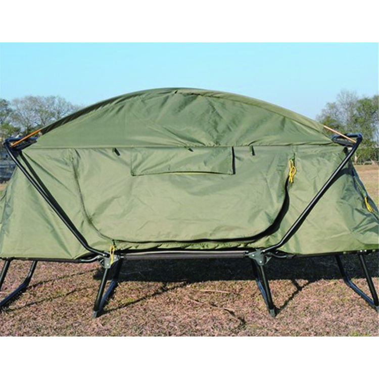 Pop up outdoor canopy bed camping inflatable outdoor tent