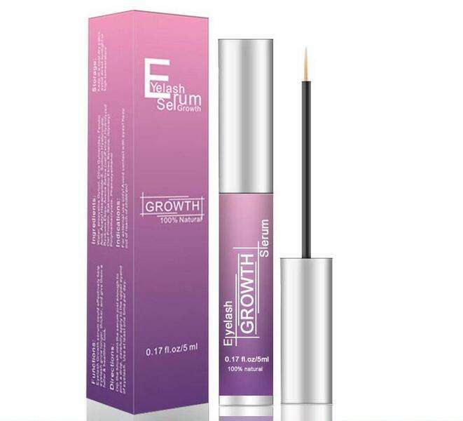 Private Label Eyelash Enhancer Eyelash Serum Eyelash Growth Serum Treatment Natural Herbal Eye Lashes Mascara Lengthening Longer