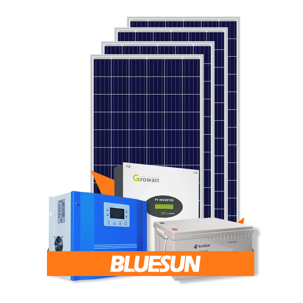 China Top Energy Solutions 20KW photovoltaic solar system price for home use
