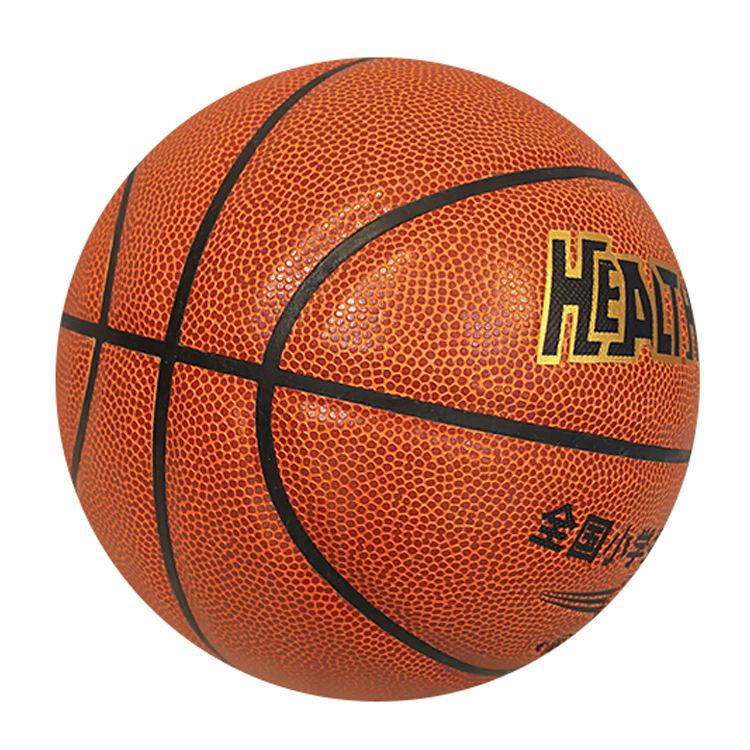 Gros Logo <span class=keywords><strong>Personnalisé</strong></span> Taille de Bande Dessinée Intérieur Sport En Plein Air Officiel de Basket-Ball Balle