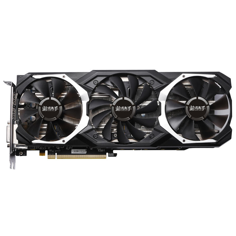 In Stock High Gaming RX 580 8GB GDDR5 256Bit 8000MHz Graphics Cards