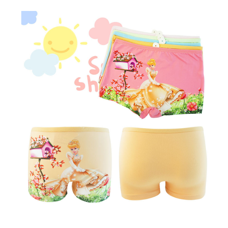 Children Popular panties Kids Girl's boxers Panties Underpants Underwear
