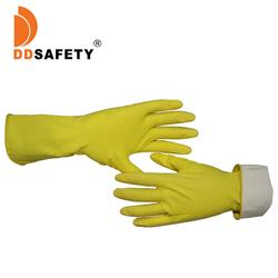 30G Custom Yellow Reusable Rubber Latex Household Kitchen Wa