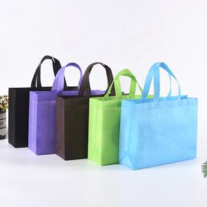 Factory Price Go Shopping PP Non-woven Tote Bag Hot Sale Custom Logo Best Non woven Shopping Bag Non-woven Fabric Bag