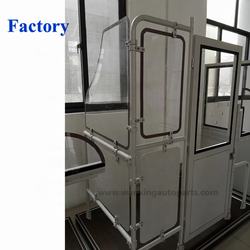 Direct Selling OEM City Bus Driver Safety Guardrail/Isolation Plate For City Bus