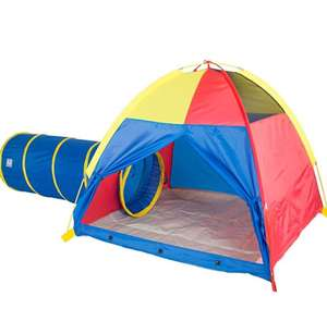 Children outdoor play tent tunnel