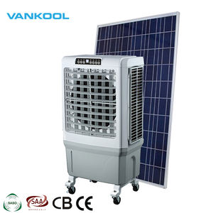 Hot Sale Mobile Solar DC Evaporative Air Conditioner Portable Air Cooler