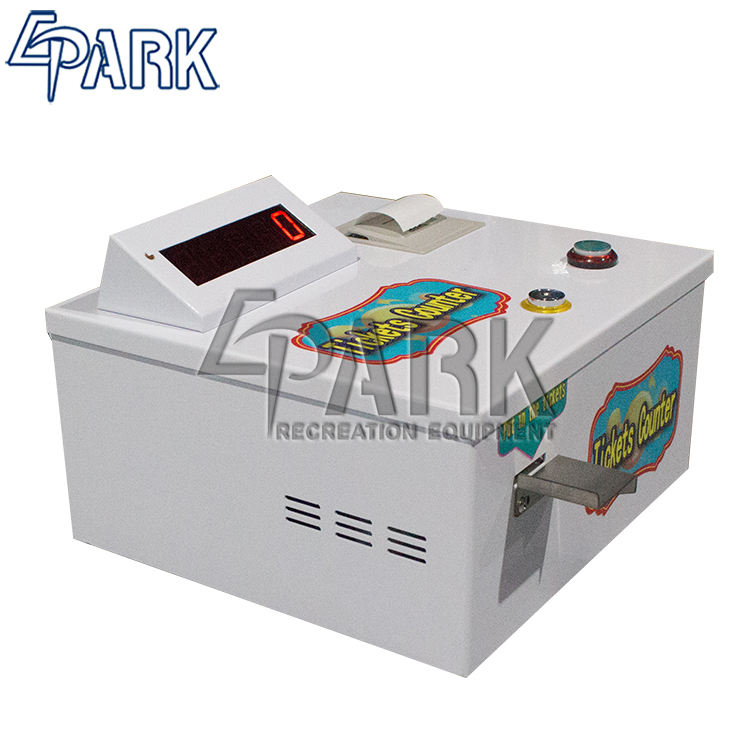 factory direct selling lottery eater EPARK shopping arcade ticket counter for coin operated gaming machine