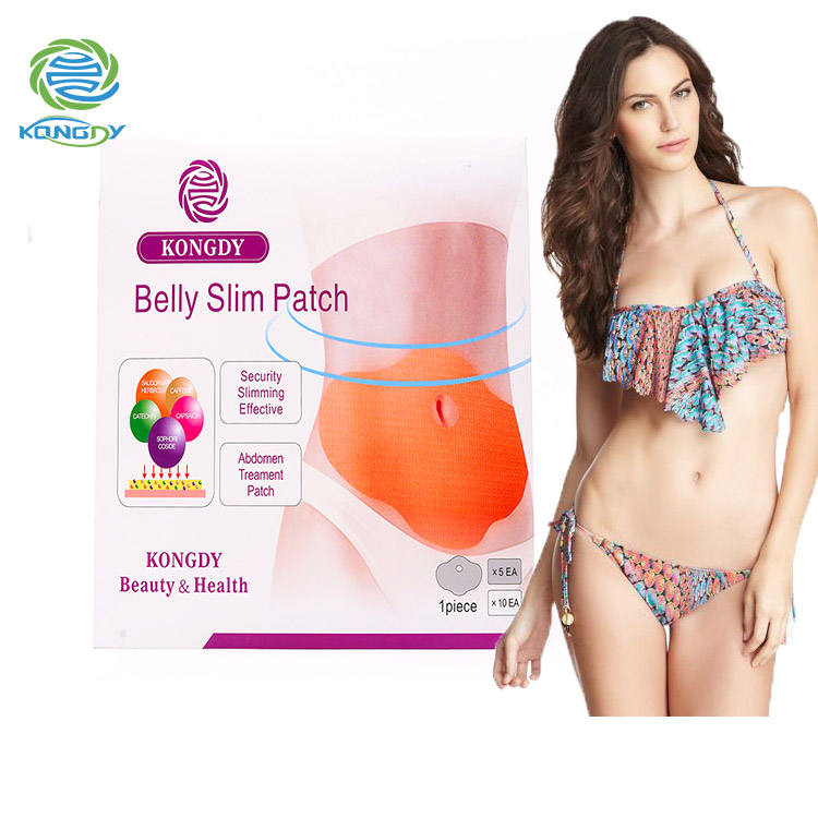 Health & Beauty Products Slimming Products Wonder appetite suppressant Belly Slim Patch/Weight Loss Patch