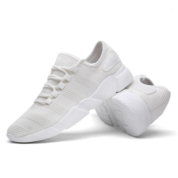 2019 New footwear men manufacturers Cheap Price Stock Wholesale Fashion Casual custom Sneakers White Sports Shoes
