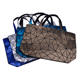 2019 Best selling Quilted Sequin Shoulder Bag Geometric Lattice Laser fashion Women Japan Wholesale Handbags