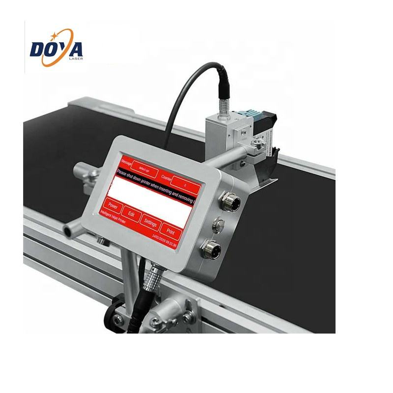 Excellent Quality Pouch Date Coding Printer/Plastic Bag Date Printer Serial Number Batch 잉크젯 Printing 기계