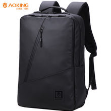 aoking  new arrival 17 inch briefcase backpack padded mens waterproof business laptop backpack laptop bags