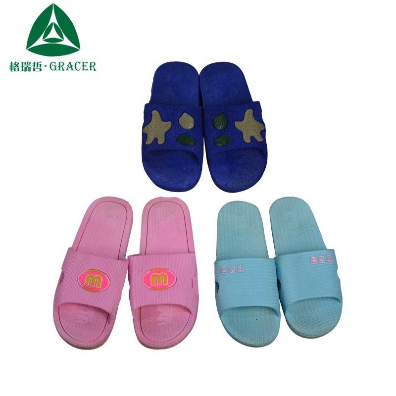 Buena calidad zapatos de Segunda Mano china de paquetes de ropa